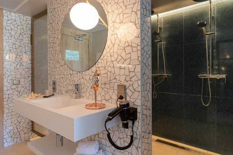 Max suite - bagno hotel sotavento club apartments magaluf