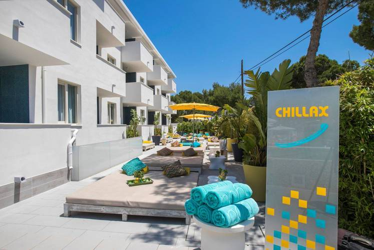 Outdoors hotel sotavento club apartments magaluf