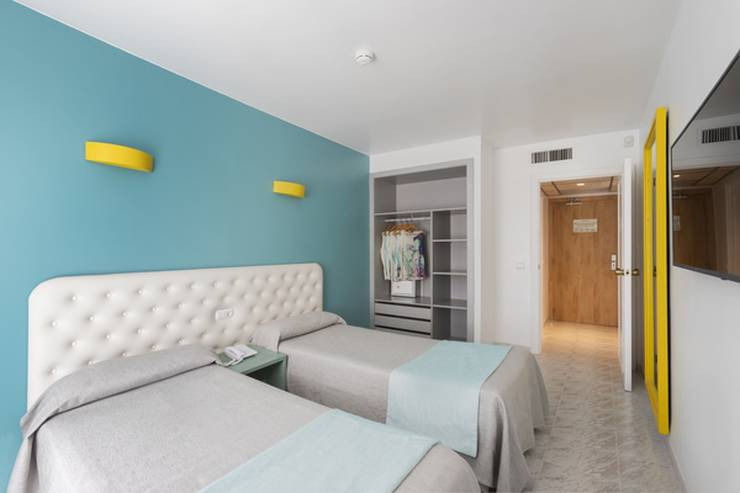 Junior suite pool view hotel sotavento club apartments magaluf