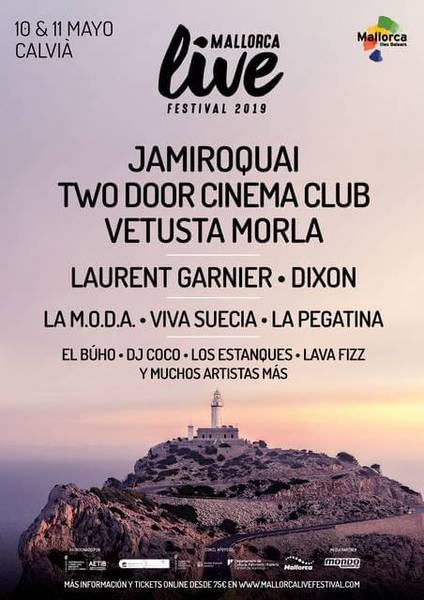 Mallorca Live Festival 2019 Official Hotel   Sotavento Club Apartments Magaluf