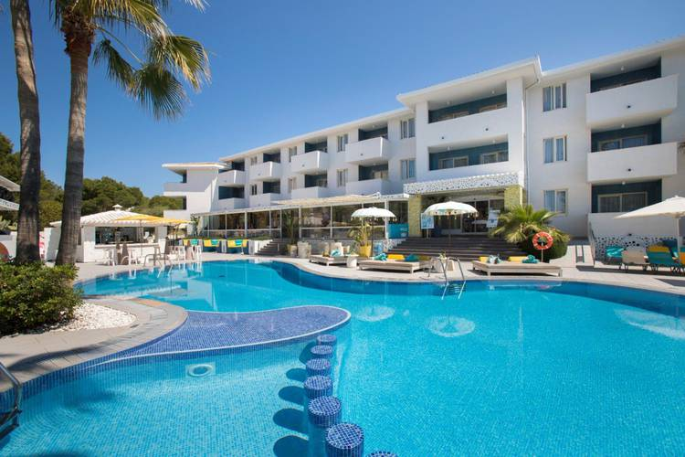 Video hotel sotavento club apartments magaluf