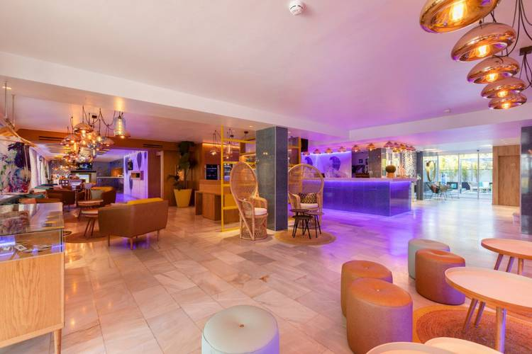 Accueil hotel sotavento club apartments magaluf