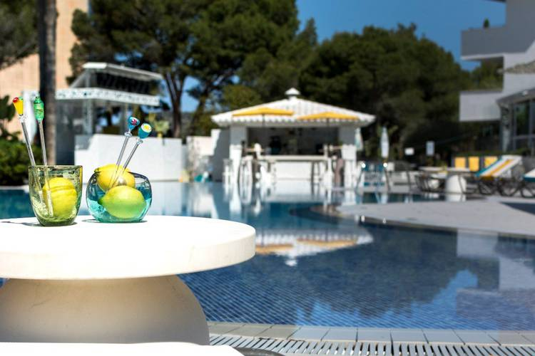 Piscine hotel sotavento club apartments magaluf